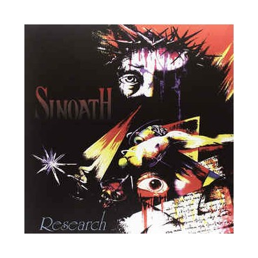 Sinoath - Research // LP