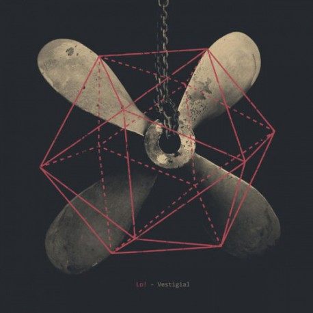 Lo! - Vestigial // ltd bone LP