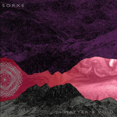 Sorxe - Matter & Void // Limited Edition, Violet/Black Swirl LP