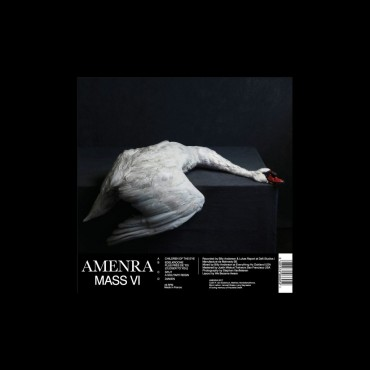 Amenra - Mass VI //  2 Black LP
