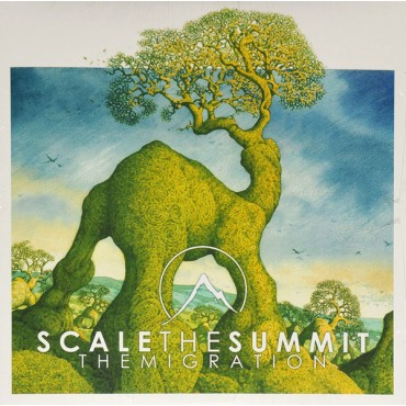 Scale The Summit - The Migration // Ltd silver LP