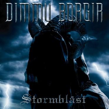 Dimmu Borgir - Stormblast // LP+7''