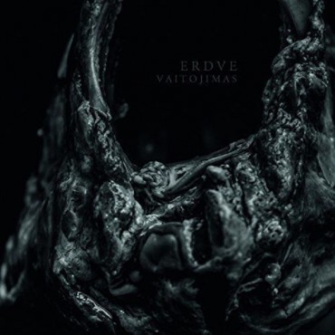 Erdve - Vaitojimas // Ltd red LP