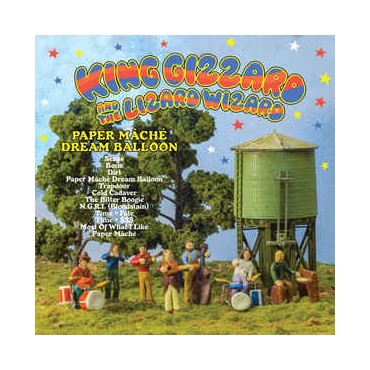 King Gizzard And The Lizard Wizard - Paper Mâché Dream Balloon // LP