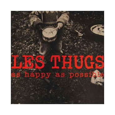 Les Thugs - As Happy As Possible // 2LP