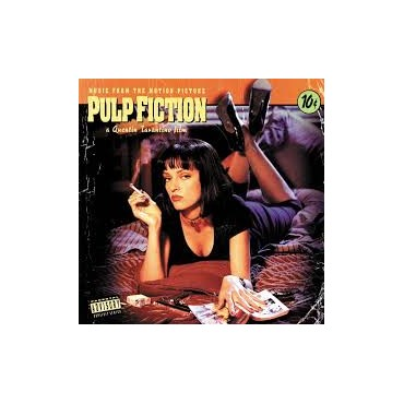 Soundtrack - Pulp Fiction // LP