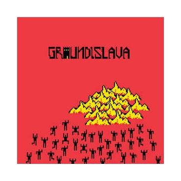 Groundislava - Groundislava // Red LP