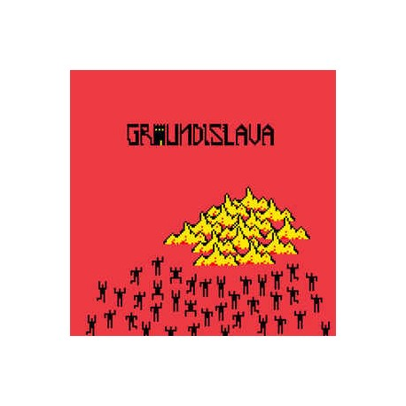Groundislava - Groundislava // Red LP