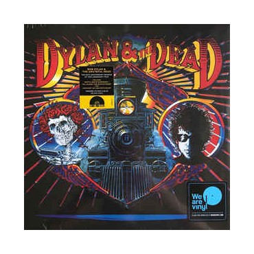 Bob Dylan and the Grateful Dead - Dylan and the Dead // LP