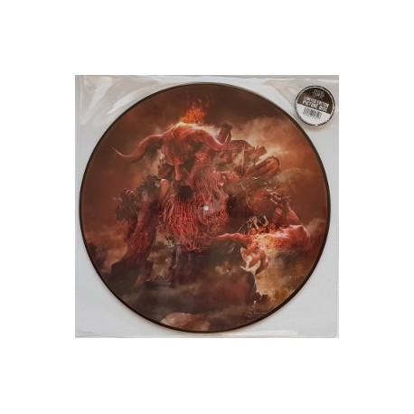 Morbid Angel - Kingdoms Disdained // LP picture