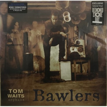 Tom Waits - Bawlers // 2LP