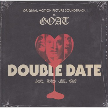 Goat - Double Date // 10'' colored