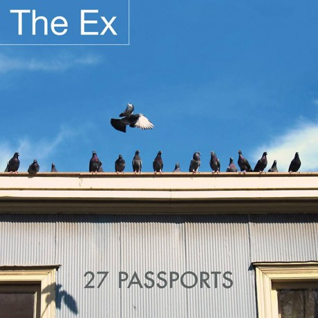 The Ex - 27 Passports // LP