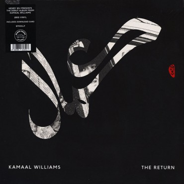 Kamaal Williams - The Return // LP