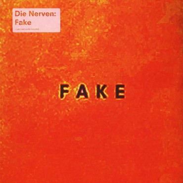 Die Nerven - Fake // LP