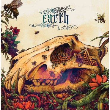Earth - The Bees Made Honey In The Lion's Skull // 2 ltd clear LP
