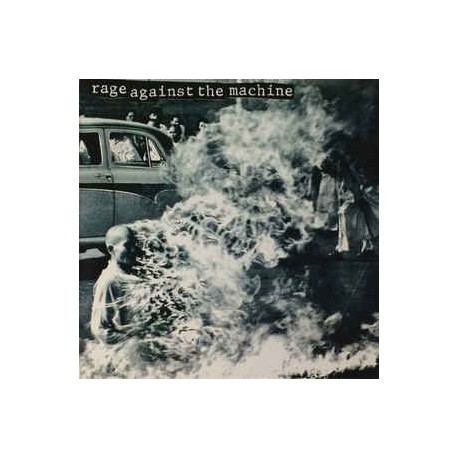 Rage Against The Machine - Rage Against The Machine // LP
