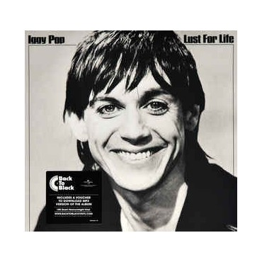 Pop Iggy - Lust For Life // LP