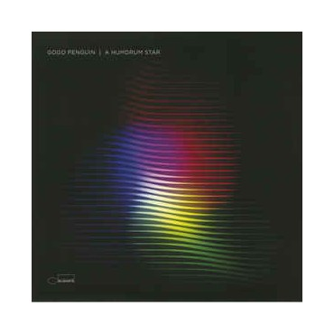 GoGo Penguin - A Humdrum Star // 2 red LP
