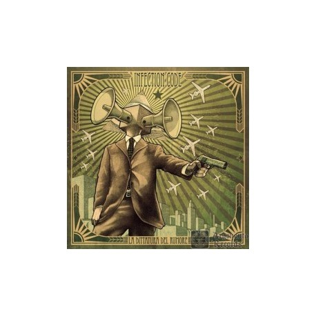 Infection Code - La Dittatura Del Rumore // CD neuf