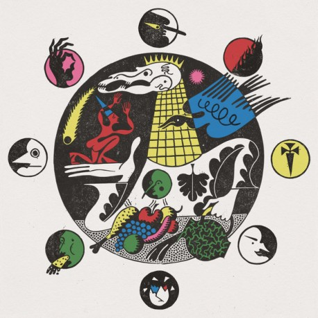 Pigs Pigs Pigs Pigs Pigs Pigs Pigs - King Of Cowards // LP