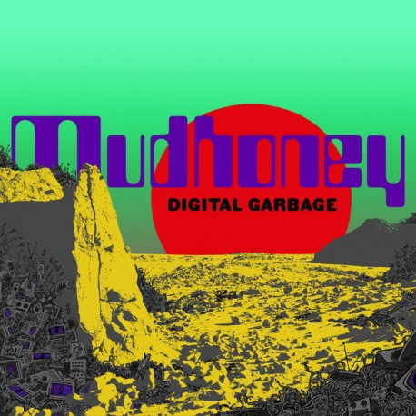 Mudhoney - Digital Garbage // LP (looser edition)
