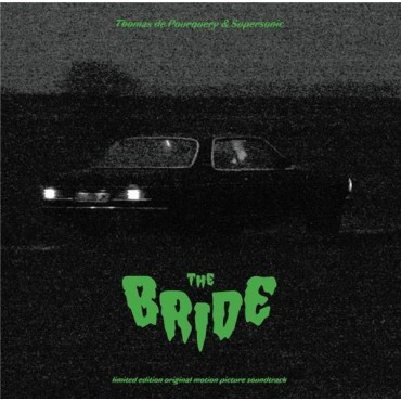 Thomas de Pouquery  & Supersonic - the Bride // ltd 12''