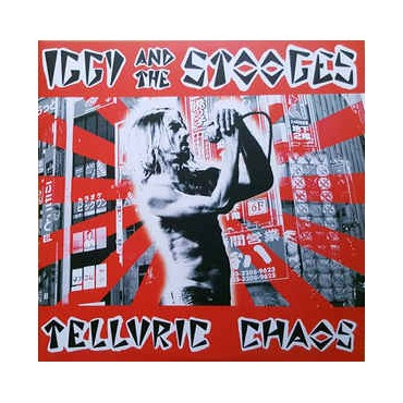 Iggy And The Stooges - Telluric Chaos // 2 ltd color LP