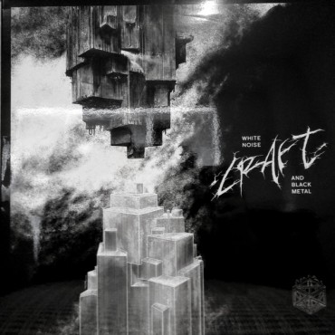 Craft - White Noise And Black Metal // Limited Edition, Black with White Marble LP