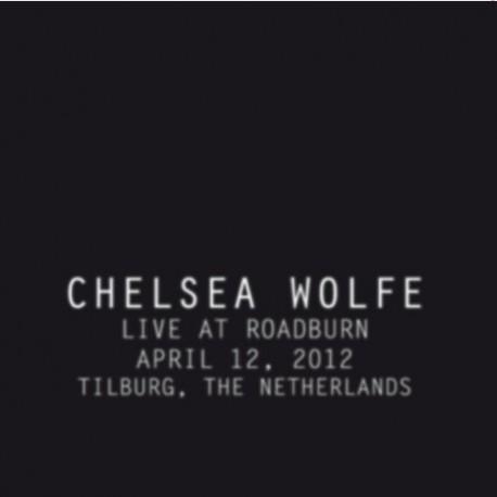 Chelsea Wolfe - Live At Roadburn // Blue ltd LP