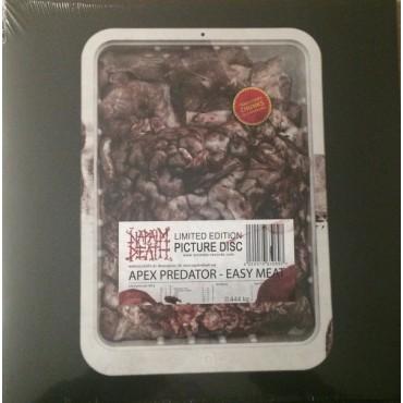 Napalm Death - Apex Predator - Easy Meat // Pcture disc LP