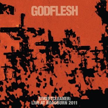 Godflesh - Streetcleaner: Live At Roadburn 2011 // 2 white LP