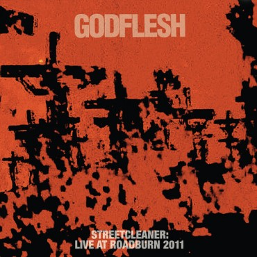 Godflesh - Streetcleaner: Live At Roadburn 2011 // 2 white LP