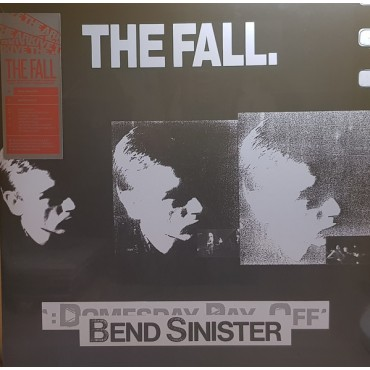 The Fall - Bend Sinister / The Domesday Pay-Off Triad-Plus // 2LP