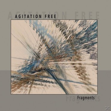 Agitation Free - Fragments // Ltd Mint With Green And White Marbling LP