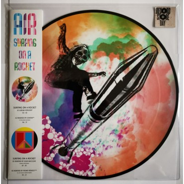 AIR - Surfing On A Rocket // 12''