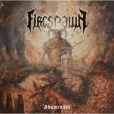 Firespawn - Abominate // LP+CD
