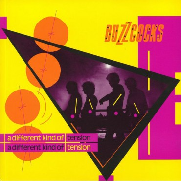 Buzzcocks - A Different Kind Of Tension // Deluxe Yellow LP