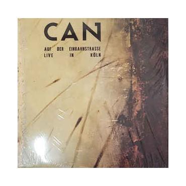 Can - Auf Der Einbahnstrasse-Live In Koln // LP