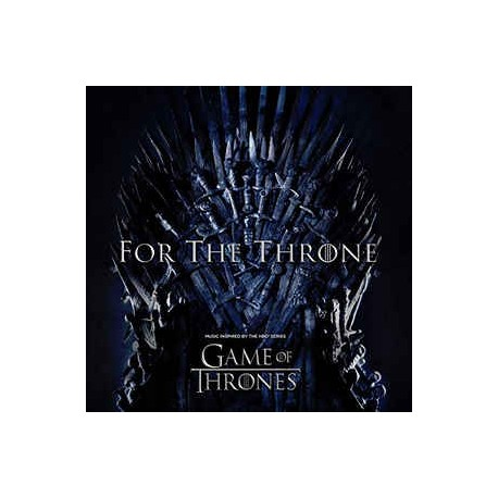 Various - For the Throne-Music inspired by Game Of Thrones // 2LP