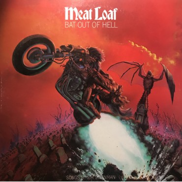 Meat Loaf - Bat Out Of Hell // LP