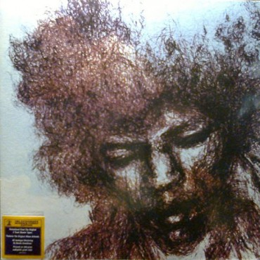 Jimi Hendrix - The Cry Of Love // LP
