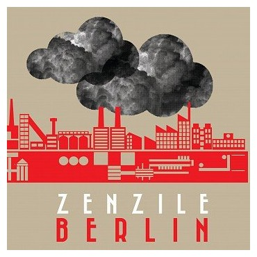 Zenzile - Berlin // CD neuf