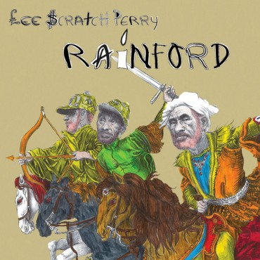 Lee Scratch Perry - Rainford // LP