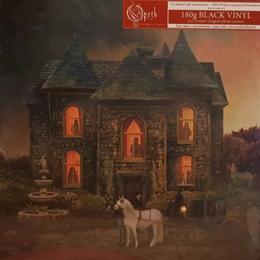 Opeth - In Cauda Venenum // 2LP (English version)