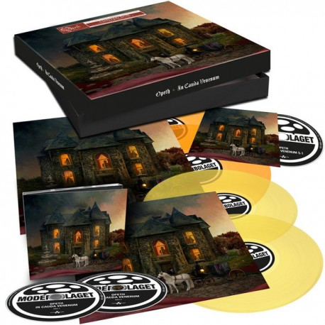 Opeth - In Cauda Venenum // Boxset