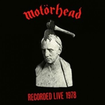 Motörhead - What's Words Worth? - Recorded Live 1978 // Ltd red LP