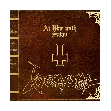 Venom - At War With Satan // 2LP
