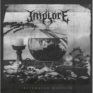 Implore - Alienated Despair // LP ltd