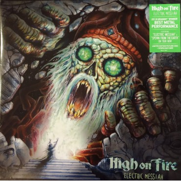 High On Fire - Electric Messiah // 2LP picture